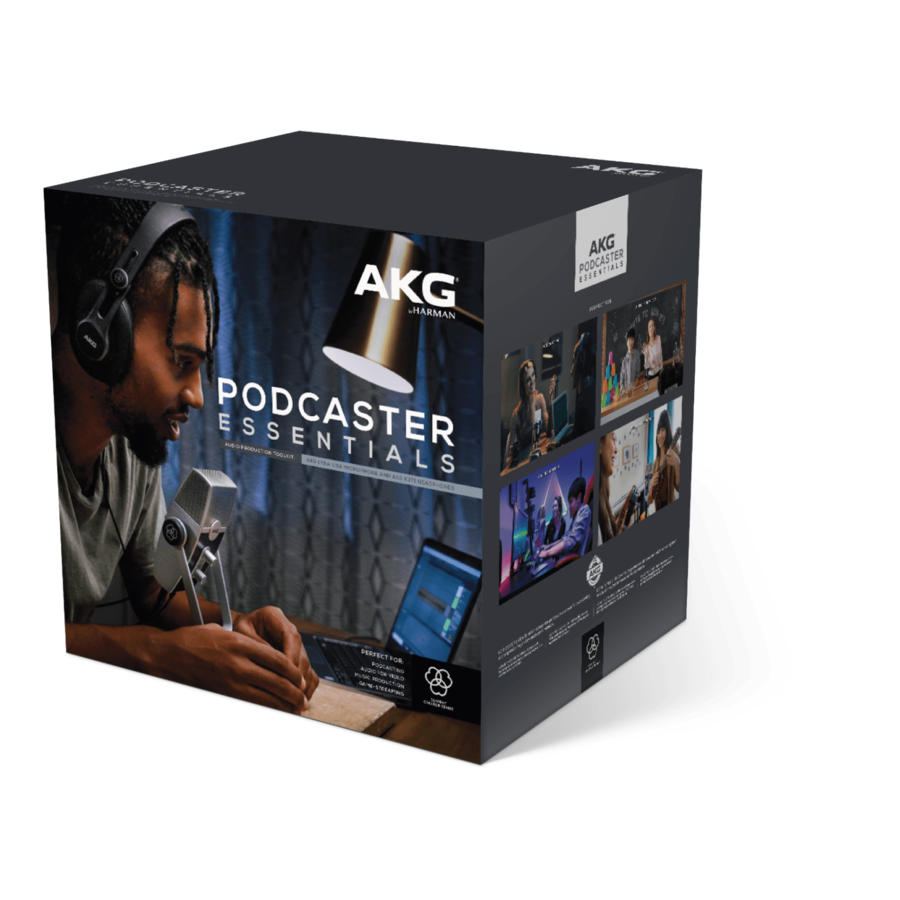 AKG Pordcaster Essentials