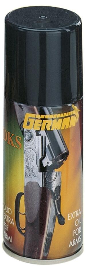 "Olio per armi spray ""DKS"" flacone da 125 ml"