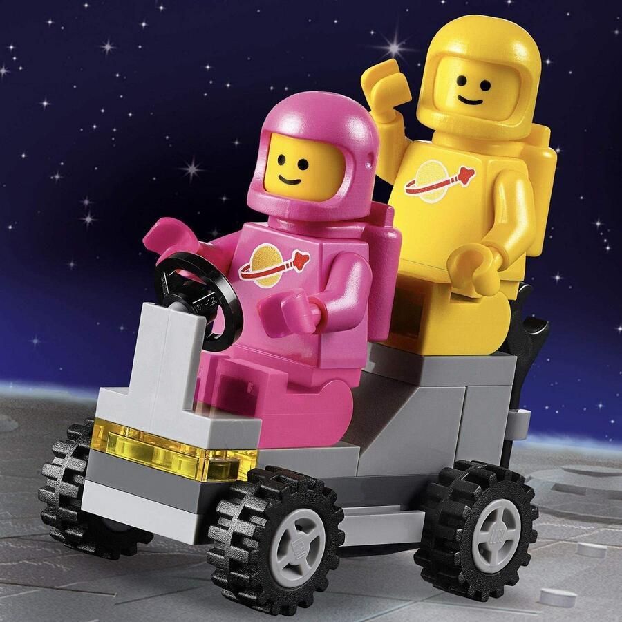 La squadra spaziale di Benny - Lego Movie 70541 - 5+