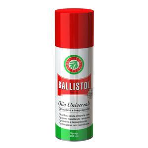 Ballistol olio universale spray flacone da 200 ml