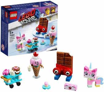 Gli amici di Unikitty più dolci di sempre - Lego Movie 70822 - 5+