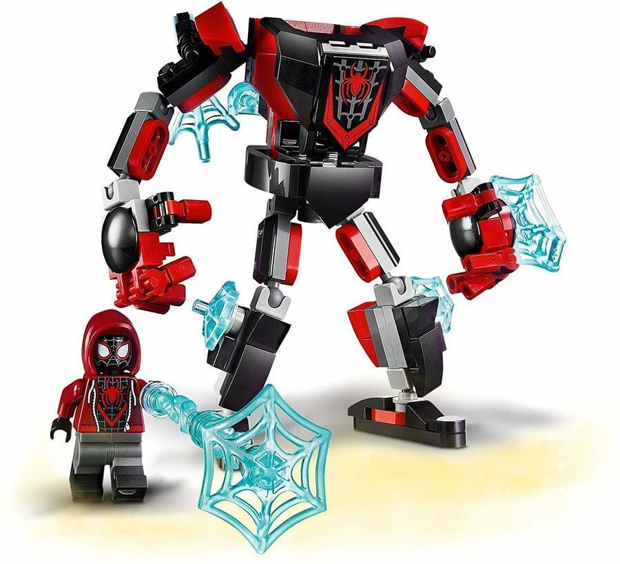 Armatura Mech di Miles Morales - Lego Spiderman 76171 - 7+