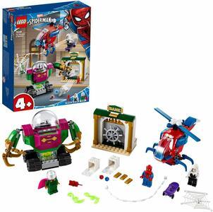La minaccia di Mysterio - Lego Spiderman 76149 - 4+