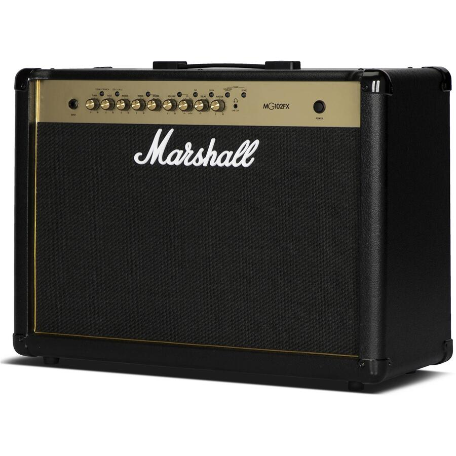 MARSHALL - MG102GFX MG GOLD