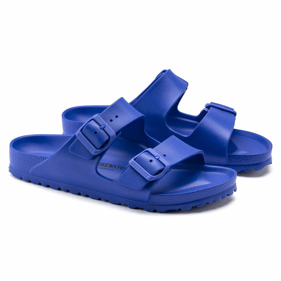 Birkenstock EVA - Arizona Uomo - Ultra Blue