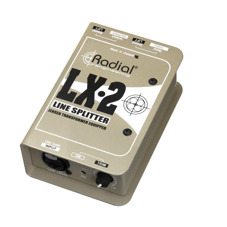 RADIAL ENGINEERING - LX2
