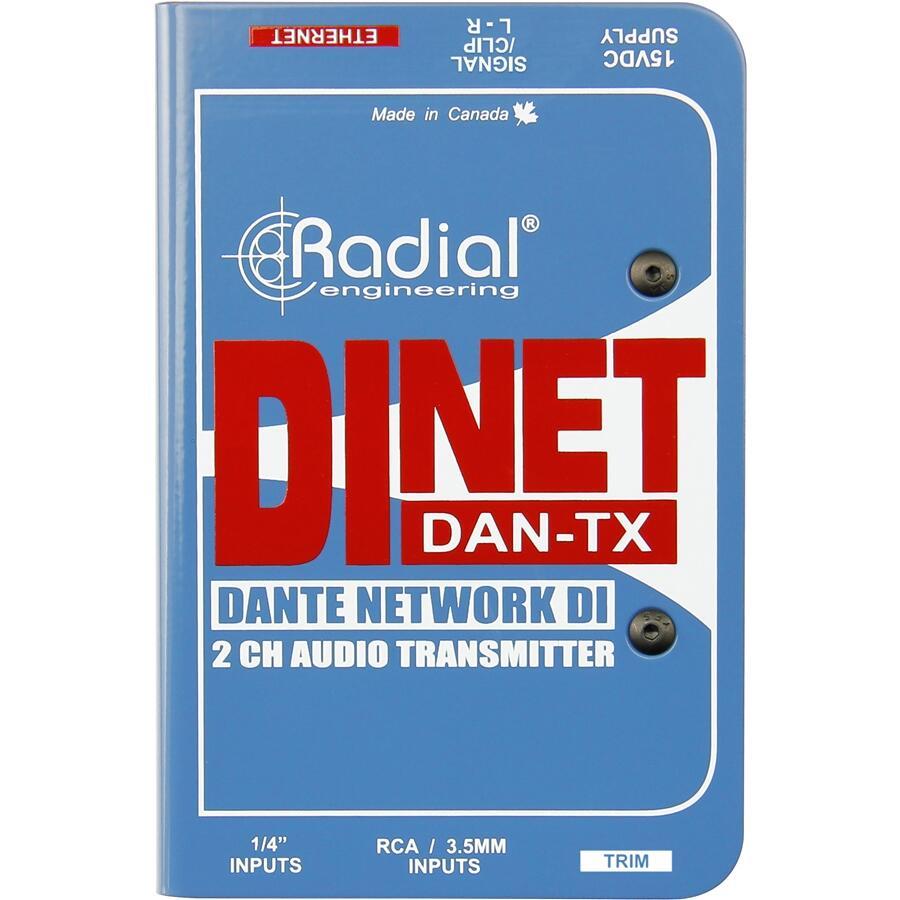 RADIAL ENGINEERING - DINET DAN-TX
