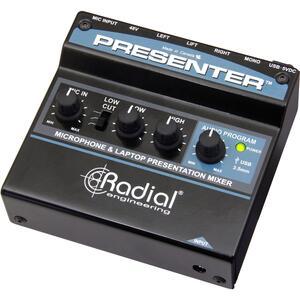 RADIAL ENGINEERING - PRESENTER