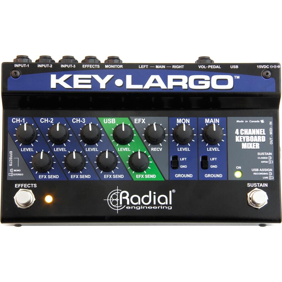 RADIAL ENGINEERING - KEY-LARGO