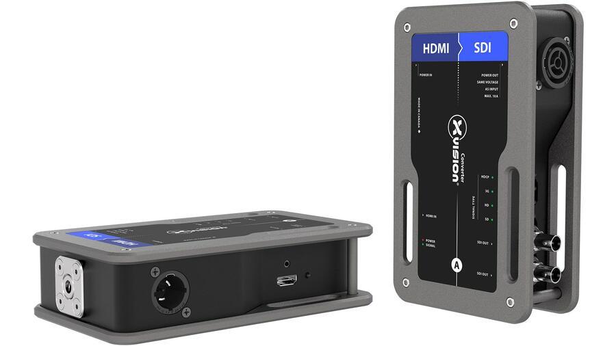 XVISION Convertitore da HDMI a SDI
