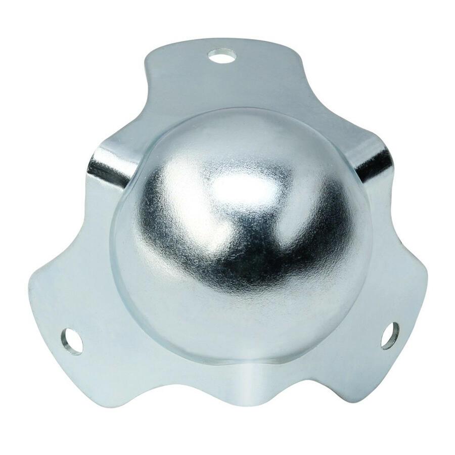 Paraspigolo medio a tre fianchi con raggio interno da 5 mm