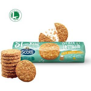 Biscotti Multicereale SENZA LATTOSIO 250gr