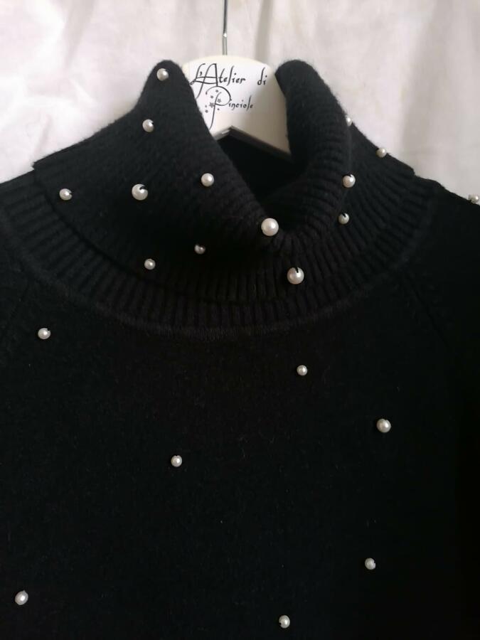 Maglione di Perle