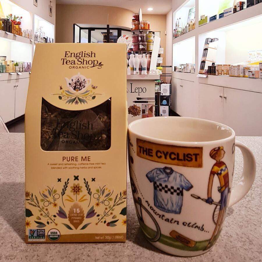 PURE ME English Tea Shop organic