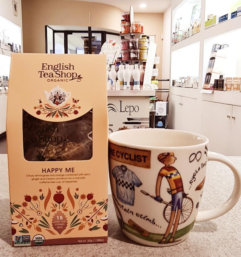 HAPPY ME English Tea Shop organic