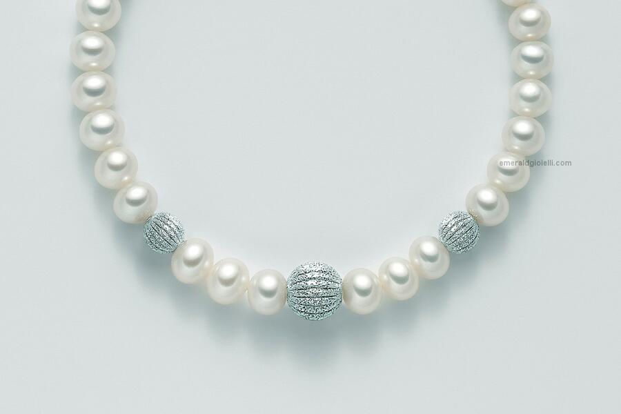 pbr2536 Bracciale di perle miluna