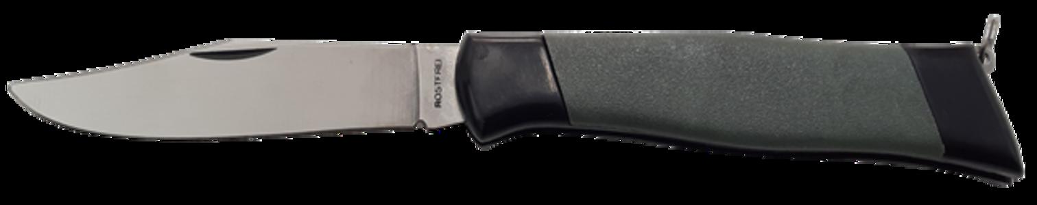 Coltello a serramanico lama inox cm.8,5 - fabbricazione Maniago - Italy