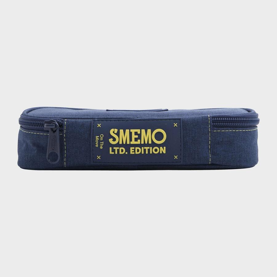 Astuccio ovale Smemo Blue LTD Edition - Eastpack EK717