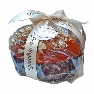 Pilastroni - Focaccia con farina di farro senza zucchero con cioccolato
