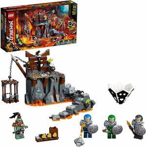 Viaggio nelle Segrete dei Teschi - Lego Ninjago 71717 - 7+ anni