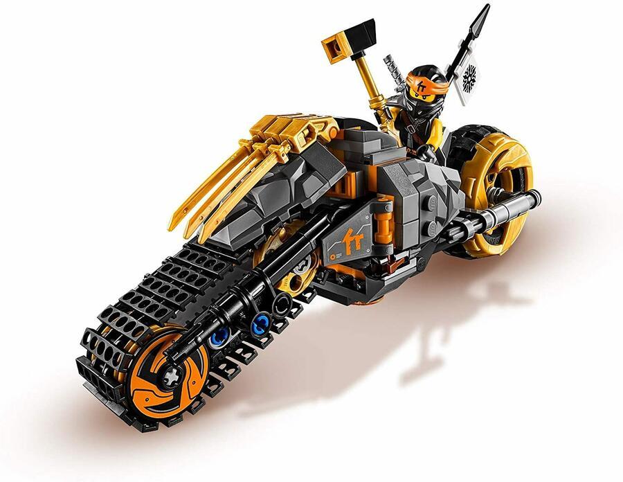 La Moto da Cross di Cole - Lego Ninjago 70672 - 8+ anni