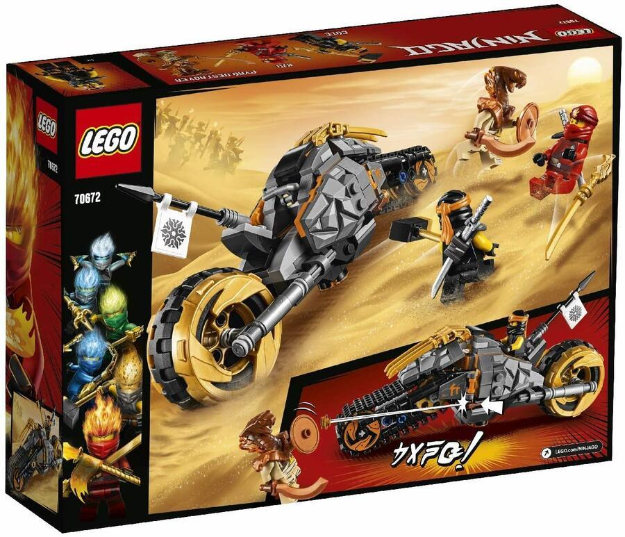 Dragone da battaglia di Wu - Lego Ninjago 71718 - 7+ anni