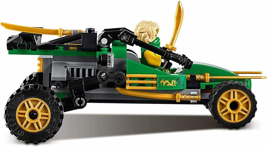 Fuoristrada della Giungla - Lego Ninjago 71700 - 7+ anni