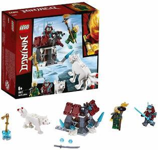 Il Viaggio di Lloyd - Lego Ninjago 70671 - 6+ anni
