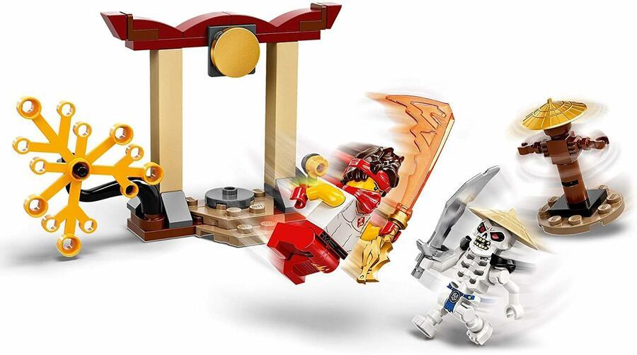 Battaglia epica - Kai vs Skulkin - Lego Ninjago 71730 - 6+