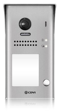 Videocitofono Postazione Esterna DT-607C/S1