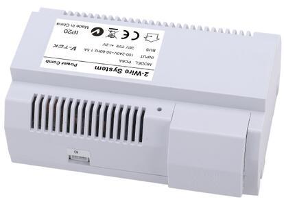 Alimentatore videocitofonico