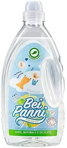 Detersivo lavatrice e bucato ecologico 1L – BEIPANNI -