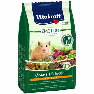 Vitakraft Emotion Beauty Criceti - 600 gr.