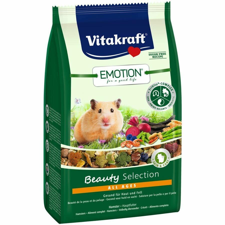 Vitakraft Emotion Beauty Criceti - 600 gr.