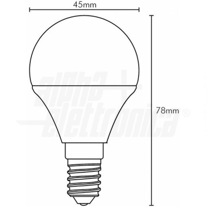 Lampadina a LED dimmerabile Wi-Fi