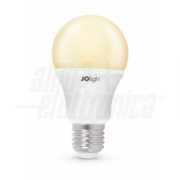 Lampadina a LED dimmerabile Wi-Fi E27 WW