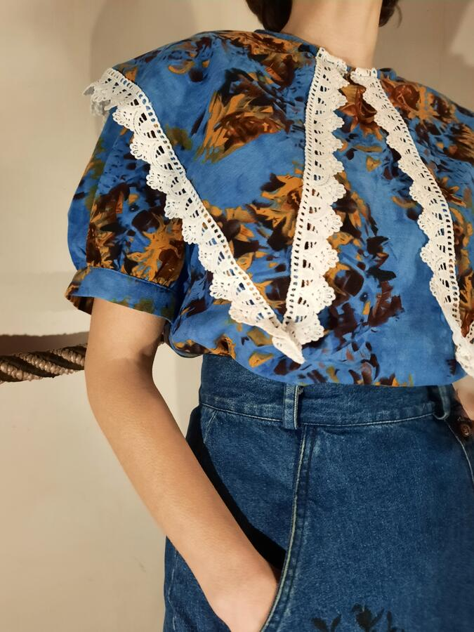 Blusa girasole