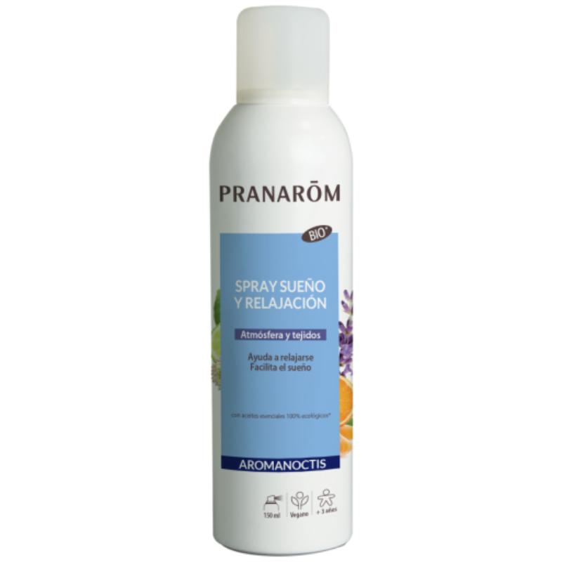 Pranarom - Spray sonno e rilassamento Aromanoctis bio