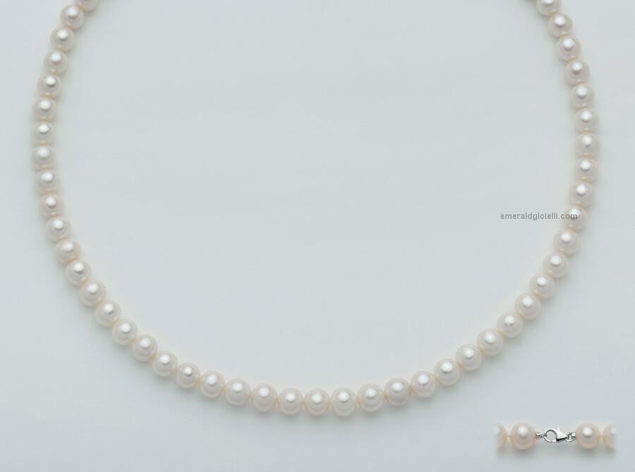 pcl4197V Girocollo di Perle Miluna -
