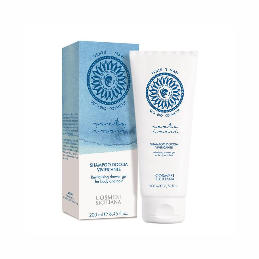 Ventu I Mari Man Shampoo Doccia Vivificante