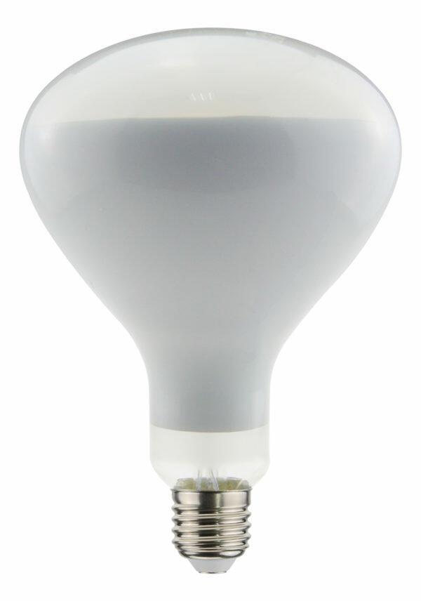 LAMPADA A LED A FILAMENTO R125 SATINATA 11W E27 230V DIMMERABILE 2700K