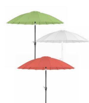 Ombrellone a Raggiera Colori assortiti Verdelook