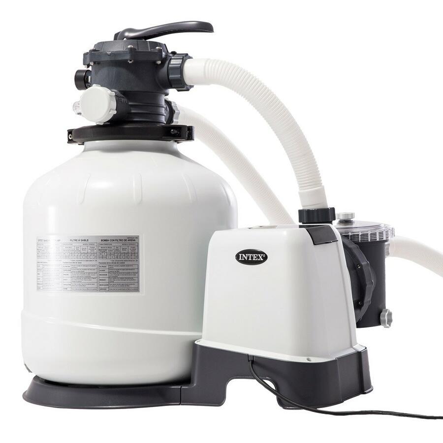 Pompa Sabbia 12000 L/H Intex