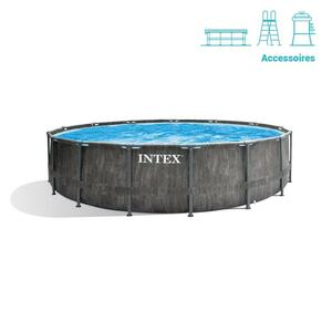 Piscina Baltik Prisma 457 cm h122 Intex