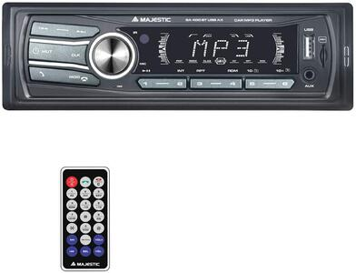 AUTORADIO SA 400 BT USB AX BLUETOOTH MAJESTIC