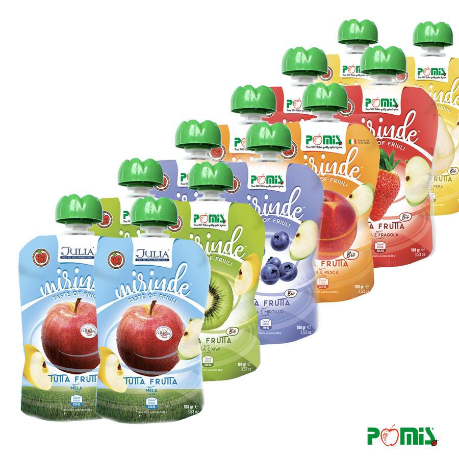 Mirinde - Frullati di Mela alla frutta