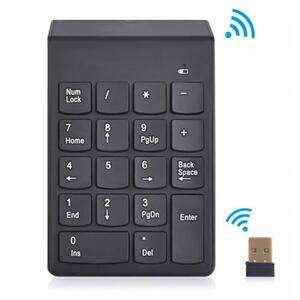 TASTIERINO NUMERICO WIRELESS KEYPAD MANHATTAN