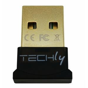 DONGLE USB BLUETOOTH V. 4.0 IDATA USB-BLT4TY TECHLY