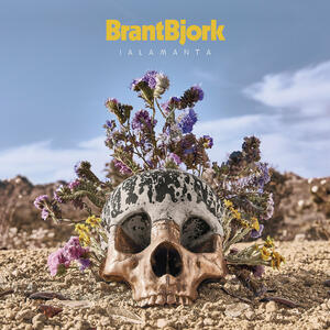 BRANT BJORK - JALAMANTA LP(YELLOW LIMITED EDITION)