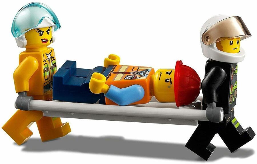 Elicottero antincendio - Lego City 60281 - 5+